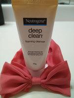 Neutrogena® Deep Clean® Cream Cleanser uploaded by Sanjota P.