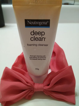 Photo of Neutrogena® Deep Clean® Cream Cleanser uploaded by Sanjota P.