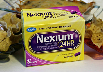 Photo of Nexium 24HR Capsules - 14 Count uploaded by Gwendolyn M.