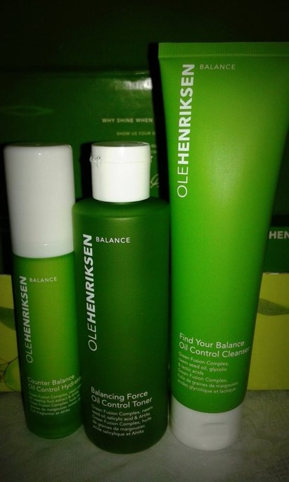 Ole Henriksen Balancing Force™ Oil Control Toner uploaded by Seharay G.
