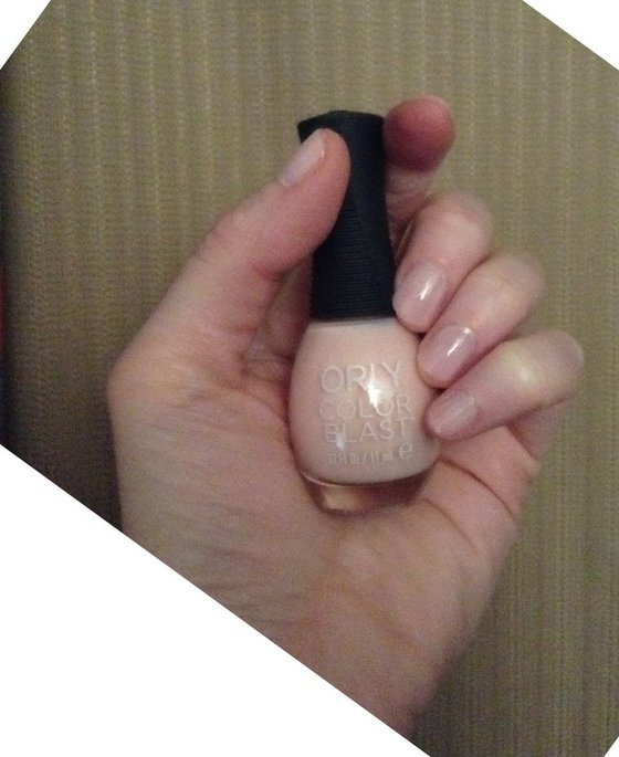 Orly Color Blast Nail Polish uploaded by Susan B.