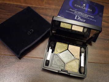 Photo of Dior 5 Couleurs High Fidelity Colours & Effects Eyeshadow Palette uploaded by Lucinda R.