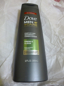 Photo of Dove Men+Care Fresh & Clean Fortifying 2-In-1 Shampoo + Conditioner uploaded by Iliana M.