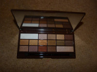 Makeup Revolution I Heart Chocolate Golden Bar Eyeshadow Palette uploaded by Snow W.