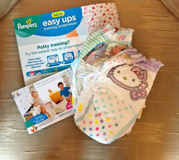 Photo of Pampers® Easy Ups™ uploaded by Sahar S.