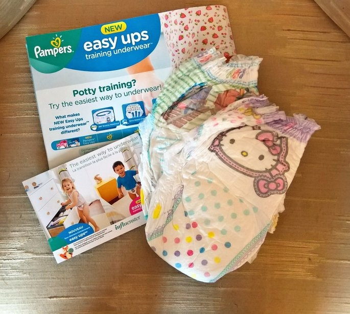 Pampers® Easy Ups™ uploaded by Sahar S.