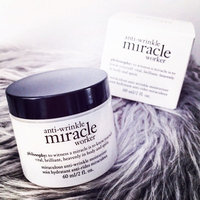 philosophy anti-wrinkle miracle worker miraculous moisturizer uploaded by Michelle L.