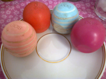 eos® Visibly Soft Lip Balm uploaded by Ijah B.