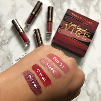 Photo of Urban Decay Little Liquid Vices uploaded by Shanaz A.