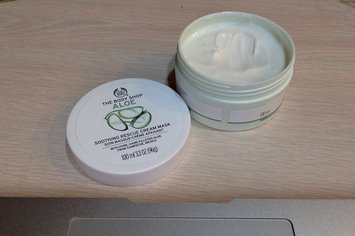 Photo of THE BODY SHOP® Aloe Soothing Day Cream uploaded by Cristie R.