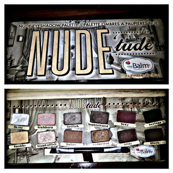 The Balm Nude'tude Palette uploaded by Katherine E.