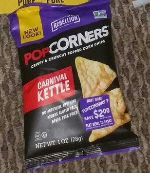 Popcorners Kettle Popped Corn Chips uploaded by Tay S.