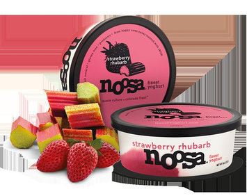 Photo of Noosa Gluten Free Strawberry Rhubarb Finest Yoghurt uploaded by Summer B.