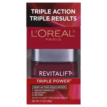 L'Oréal Paris RevitaLift® Triple Power Deep Acting Moisturizer uploaded by Ashley F.