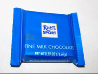 Ritter Sport Fine Milk Chocolate uploaded by Kimberly M.