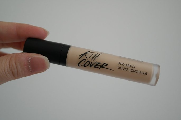 Clio Kill Cover Pro Artist Liquid Concealer uploaded by Courtney P.