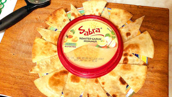Photo of Sabra Roasted Garlic Hummus uploaded by R T.