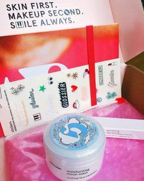 Photo of Glossier Moisturizing Moon Mask uploaded by Sarah E.