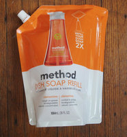 method Dish Soap Refill Clementine uploaded by Kelsey H.