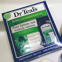 Dr. Teal's Relax & Relief Foaming Bath uploaded by Rachel J.