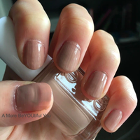 essie neutrals nail color, picked perfect uploaded by Rain K.