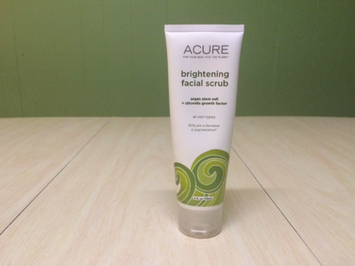 Photo of Acure Organics Brightening Facial Scrub uploaded by Lenka C.