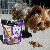 CESAR® Dry Filet Mignon Flavor with Spring Vegetables - Dry Dog Food uploaded by Harriet C.