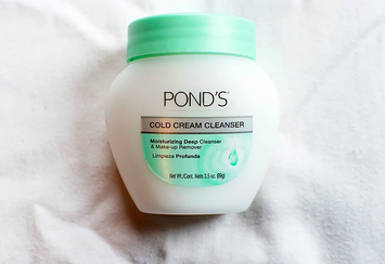 Pond's Cold Cream Cleanser uploaded by Bianca L.