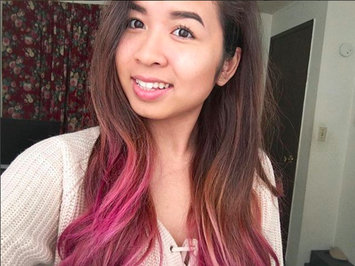 Photo of Ion Color Brilliance Semi Permanent Neon Brights Hair Color Radiant Orchid uploaded by Sharon P.