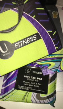 Photo of U by Kotex® Fitness* Ultra Thin Pads Regular uploaded by Stephanie P.