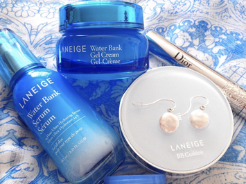 Photo of LANEIGE Water Bank Serum uploaded by Annie F.
