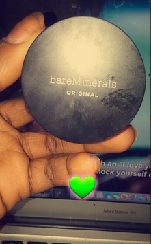 Photo of bareMinerals Original Loose Powder Foundation uploaded by Soleil A.