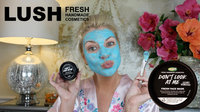 LUSH Don't Look at Me Fresh Face Mask uploaded by RAW Fashion M.