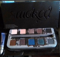 Urban Decay Smoked Eyeshadow Palette uploaded by Livvi D.