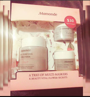 Mamonde Petal Purifying Bubble Mask uploaded by Livvi D.