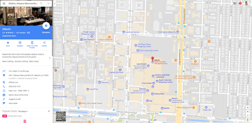 Photo of Google Maps uploaded by Ashley D.