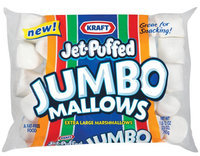 Jet-Puffed Extra Large Jumbo Mallows Marshmallows uploaded by Sandy E.