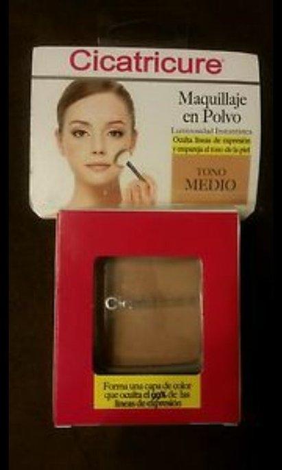 Cicatricure Maquillaje en Polvo Tono Medio uploaded by Flopy B.