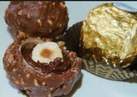 Grand Ferrero Rocher® Milk Chocolate and Hazelnut Ornament 4.4 oz. Package uploaded by Ruqaia S.