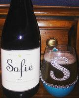 Goose Island Sofie Belgian Style Farmhouse Ale 25.87 fl. oz. Glass Bottle uploaded by Shayla C.