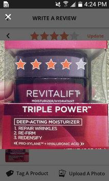L'Oréal Paris RevitaLift® Triple Power Deep Acting Moisturizer uploaded by Whitney A.