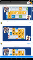 Words with Friends uploaded by Mackayla S.