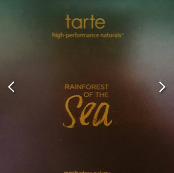 tarte Rainforest of the Sea™ Limited-Edition Eyeshadow Palette uploaded by Jessica M.