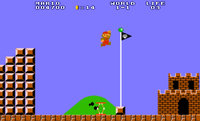 Nintendo Super Mario Bros. Classic NES uploaded by Jessica V.