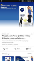 NIVEA Q10 Plus Firming & Shaping Leggings Reductor-Slimming uploaded by Veronica A.