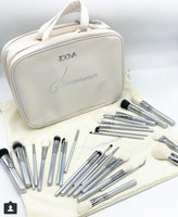 Zoeva brushes for face and eyes Luxury Makeup Brush Set uploaded by Lynnice M.