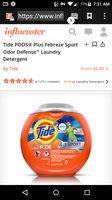 Tide PODS® Plus Febreze Sport Odor Defense™ Laundry Detergent uploaded by Jenae M.