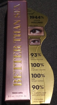 Photo of Too Faced Better Than Sex Mascara uploaded by Melissa M.