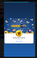Words with Friends uploaded by Ashley D.