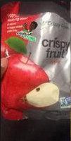 Crispy Green Crispy Fruit 100% Freeze Dried Apple uploaded by courtney c.